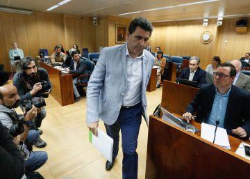 La exsecretaria de Tomás Gómez dice que devolvió la tele que la Púnica le envió a su jefe