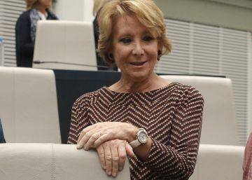 Aguirre acusa a Carmena de simular que apoya a González cuando le llamó casta
