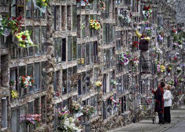 El cementerio de Montjuïc aprovechará el calor de los crematorios para la calefacción