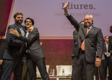 Exmiembros de CiU tratan de ocupar el catalanismo de centroderecha
