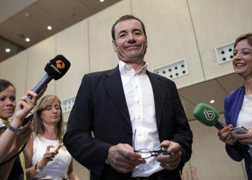 La empresa de Marjaliza dice que la televisión que envió a Gómez nunca le fue devuelta