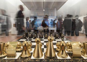 Duchamp, una vida entre el arte y el ajedrez