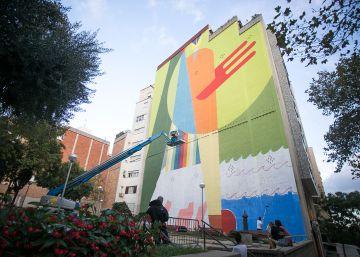 Grafitis: ¿Conservarlos o dejarlos como arte efímero?