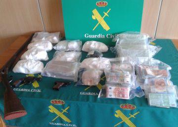 Prisión para seis de los detenidos en la redada antidroga en Pontevedra