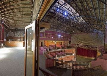 Salvem el Teatre Arnau insta a que se respete la arquitectura