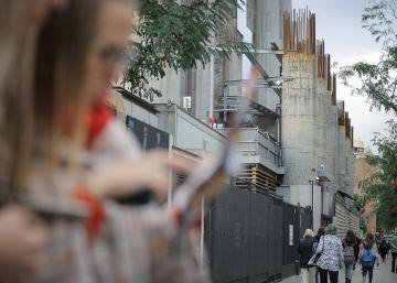 Denuncia contra la Sagrada Familia por vulnerar la legalidad urbanística