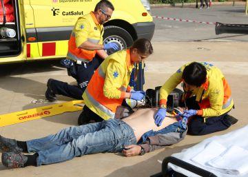 Los lesionados medulares serán derivados a Vall d'Hebron