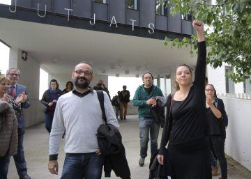La detención de la alcaldesa de Berga solivianta al soberanismo