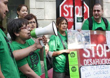 El 93% de los desahucios en Barcelona son por impago en el alquiler
