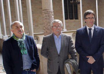 """Toxo y Álvarez critican la """"falta de interés"""" de Rajoy en política industrial"""