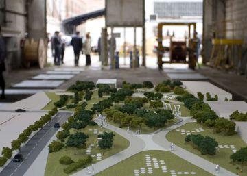 La Comunidad propone soterrar las cocheras de Cuatro Caminos