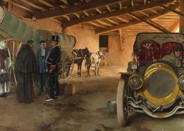 Ramon Casas, pintor de las mil caras