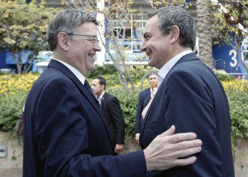 Puig defiende que no puede haber divorcio entre PSC y PSOE