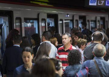 El caos se apodera del comité de empresa del metro de Barcelona