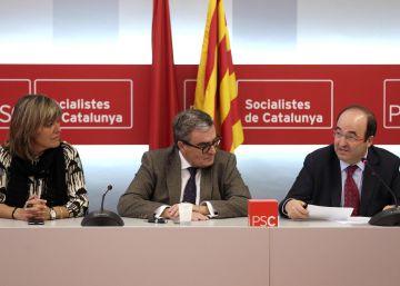 La gestora del PSOE y el PSC se reunirán la próxima semana