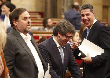 El Gobierno catalán y la CUP alcanzan un preacuerdo para los Presupuestos