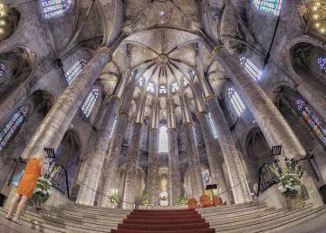 Santa Maria del Mar, más allá del libro de Falcones