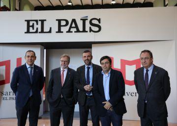 EL PAÍS reafirma su compromiso con la información global y catalana en su 40 aniversario