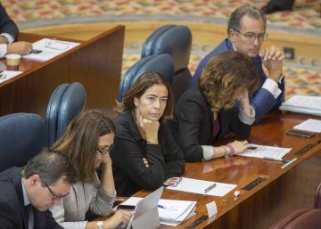 El PP aparta de la dirección del grupo parlamentario a Moñux