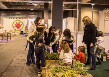 Biocultura, vida sana a base de talleres