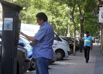 El PSOE exige reducir las nuevas tarifas de aparcamiento del SER