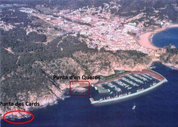 La consulta per a la construcció d'un port té Tossa de Mar en suspens