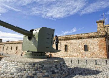 Montjuïc recupera un oscuro capítulo de su historia