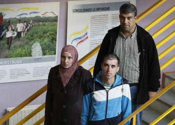 La nueva vida de los refugiados sirios en Rivas