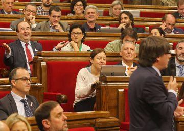 EL PSC denuncia que los consejeros querían subirse el sueldo 6.000 euros