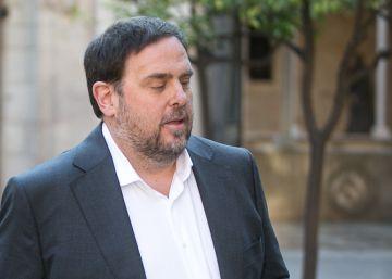 Junqueras entierra la ley de estabilidad presupuestaria de Mas