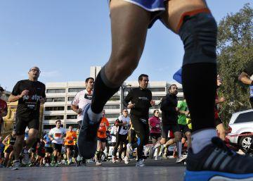 El maratón se estrena en la liga de oro con 19.000 corredores inscritos