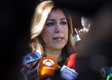 Susana Díaz saluda que se flexibilice el objetivo de déficit autonómico