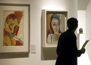Picasso vuelve al MNAC
