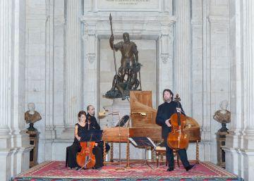 La música del tiempo de Carlos III inunda el Palacio Real