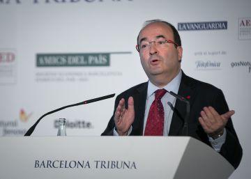 Iceta pide recuperar el buen tono con el PSOE tras el castigo a Batet