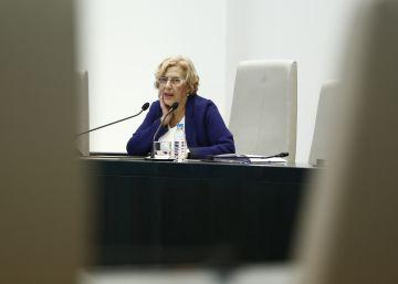 Madrid permitirá el voto por videoconferencia en el pleno municipal