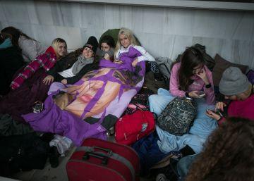 La 'Believer Manía' acampa en Barcelona