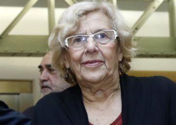 Carmena se desdice y anuncia nuevos presupuestos que incumplen la regla de gasto
