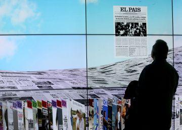 EL PAÍS celebra en Valencia su 40 aniversario con una gran exposición