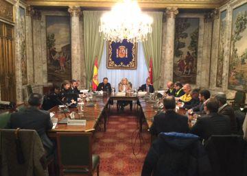Madrid refuerza la vigilancia durante las Navidades