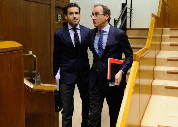 "Alonso acusa a Urkullu de buscar ""una independencia a fuego lento"""