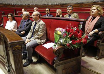 Puig, Oltra, Ribó y Bonig expresan su pesar por la muerte de Barberá