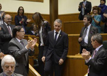 Seis hombres y cinco mujeres para el nuevo Gobierno de Urkullu