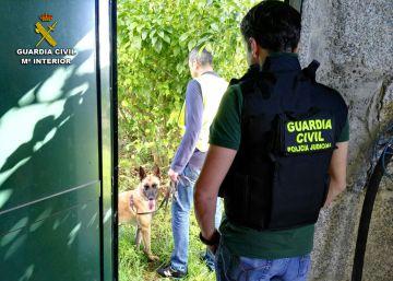 La Guardia Civil desarticula una banda especializada en asaltar colegios en varias comunidades
