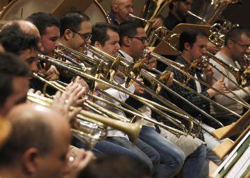 La Banda Sinfónica Municipal reclama más músicos