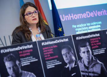 Oltra reclama un gran pacto de Estado contra la violencia de género