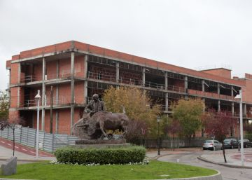 El nuevo edificio de los juzgados de Navalcarnero lleva 10 años abandonado