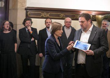 Puigdemont desafía al Gobierno al incluir la consulta en el Presupuesto