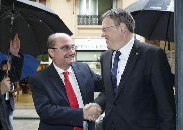 El Puerto de Valencia invertirá 50 millones de euros en la línea entre Sagunto y Zaragoza