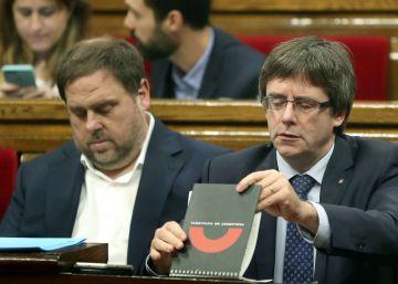 El Parlament tramita ya la ley para que voten los catalanes en el extranjero